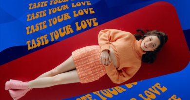 """วี วิโอเลต เปรียบรสกาแฟกับรักสุดละมุนในเอ็มวีเพลงใหม่ """"Taste Your Love"""""""